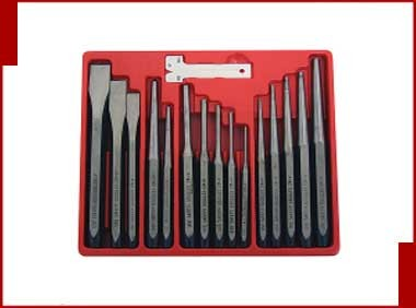 16pcs+punch_set